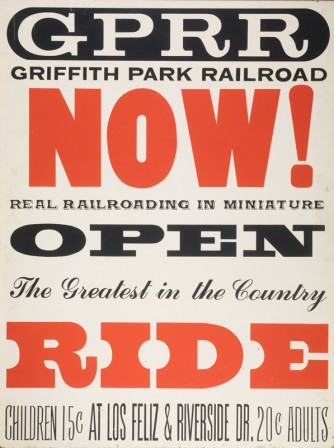 Griffith Park Railroad
