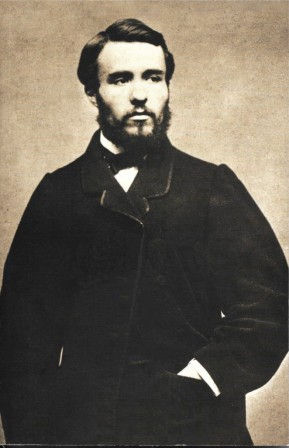 Georges Clemenceau around 1865