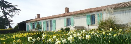 Seaside house in Saint-Vincent-sur-Jard, in the Vendée department