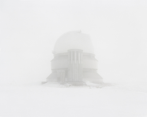 Danila Tkachenko, Soviet Era, like frozen in time - Deserted observatory located in the area with the best conditions for space observations. Kazakhstan, Almaty region, 2015