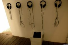 Les casques audio à disposition